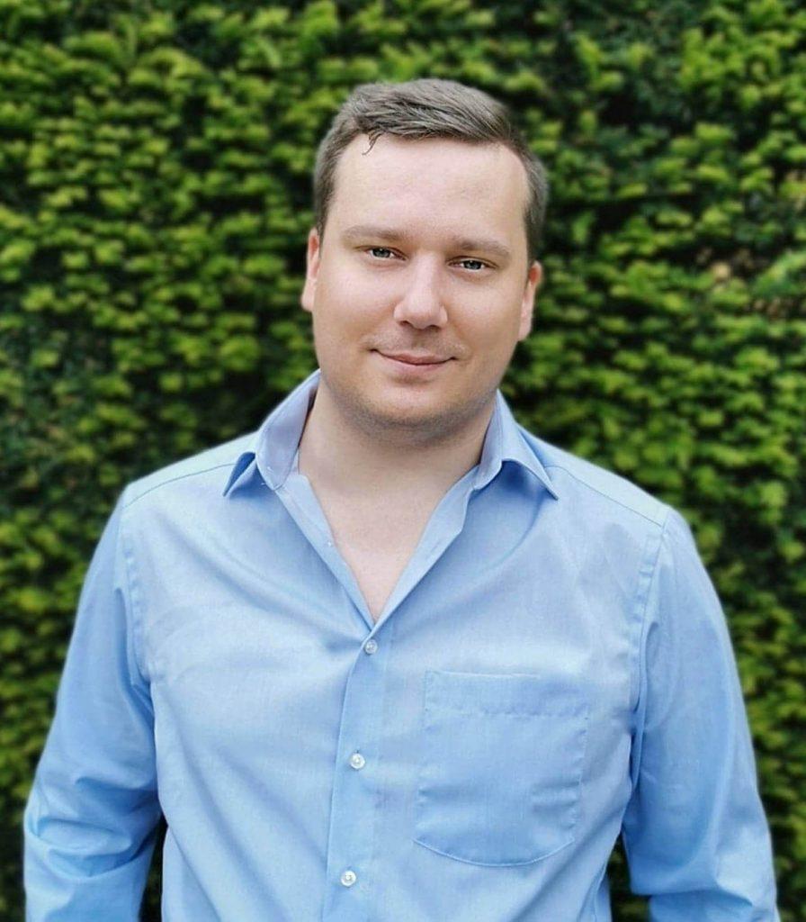 Marek Antonsen - Psykoterapeut